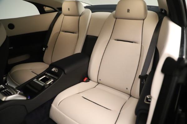 Used 2015 Rolls-Royce Wraith for sale Sold at Rolls-Royce Motor Cars Greenwich in Greenwich CT 06830 16