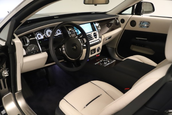 Used 2015 Rolls-Royce Wraith for sale Sold at Rolls-Royce Motor Cars Greenwich in Greenwich CT 06830 18