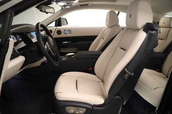 Used 2015 Rolls-Royce Wraith for sale Sold at Rolls-Royce Motor Cars Greenwich in Greenwich CT 06830 25