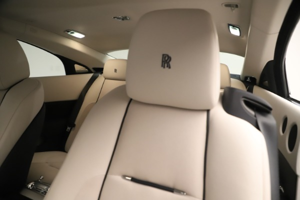 Used 2015 Rolls-Royce Wraith for sale Sold at Rolls-Royce Motor Cars Greenwich in Greenwich CT 06830 26