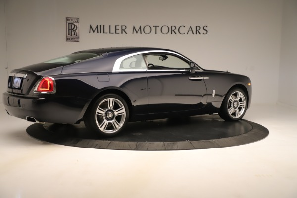 Used 2015 Rolls-Royce Wraith for sale Sold at Rolls-Royce Motor Cars Greenwich in Greenwich CT 06830 9