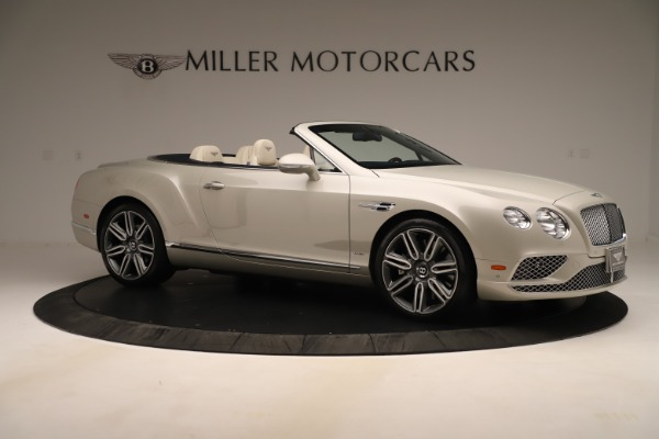 Used 2016 Bentley Continental GTC W12 for sale Sold at Rolls-Royce Motor Cars Greenwich in Greenwich CT 06830 10