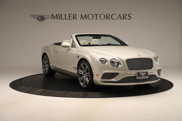Used 2016 Bentley Continental GTC W12 for sale Sold at Rolls-Royce Motor Cars Greenwich in Greenwich CT 06830 11
