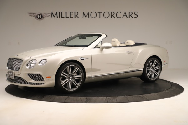 Used 2016 Bentley Continental GTC W12 for sale Sold at Rolls-Royce Motor Cars Greenwich in Greenwich CT 06830 2