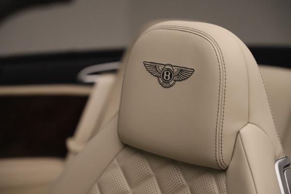 Used 2016 Bentley Continental GTC W12 for sale Sold at Rolls-Royce Motor Cars Greenwich in Greenwich CT 06830 26