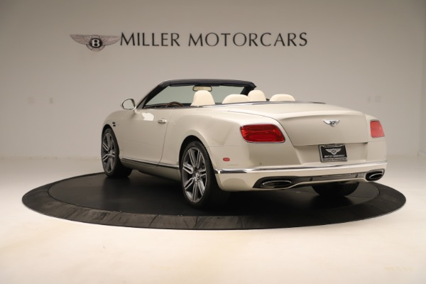 Used 2016 Bentley Continental GTC W12 for sale Sold at Rolls-Royce Motor Cars Greenwich in Greenwich CT 06830 5
