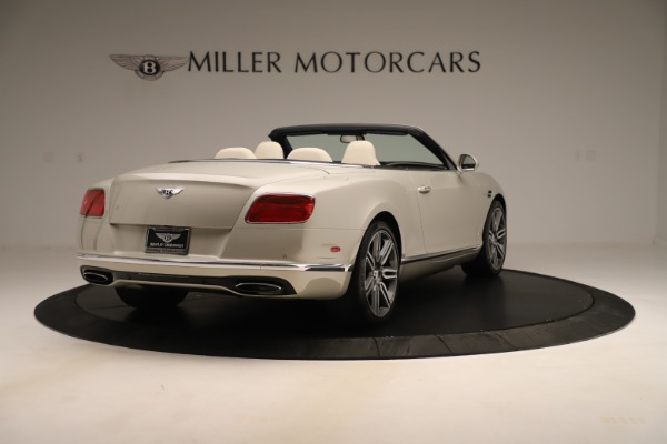 Used 2016 Bentley Continental GTC W12 for sale Sold at Rolls-Royce Motor Cars Greenwich in Greenwich CT 06830 7