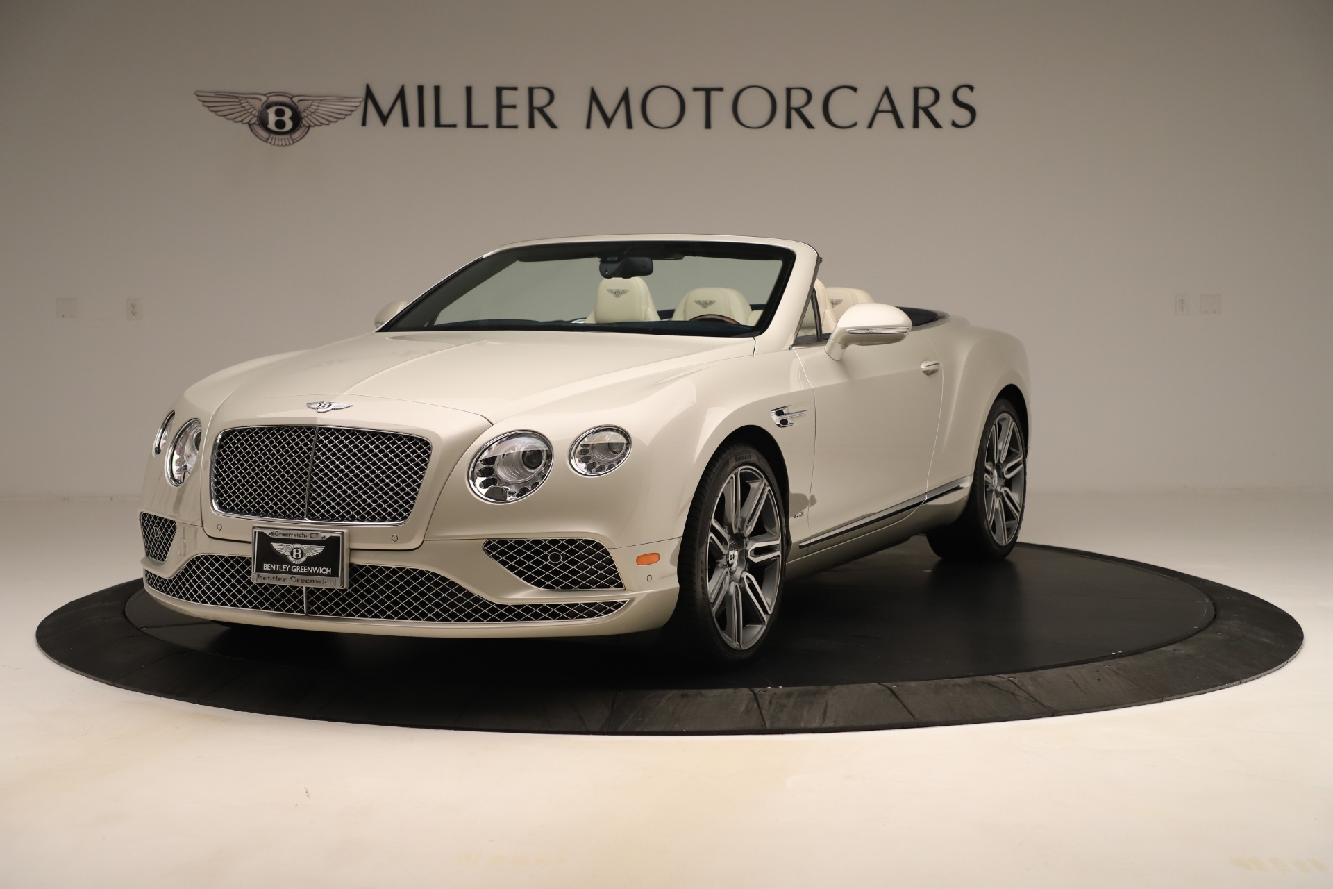 Used 2016 Bentley Continental GTC W12 for sale Sold at Rolls-Royce Motor Cars Greenwich in Greenwich CT 06830 1