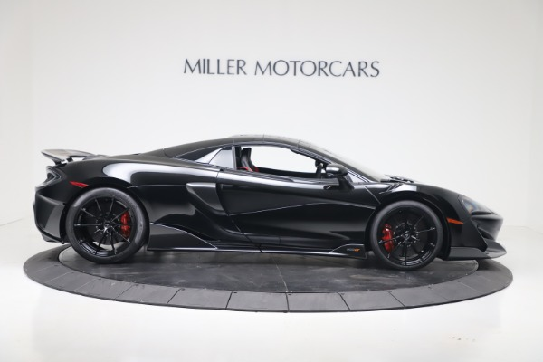 Used 2020 McLaren 600LT Spider for sale $249,900 at Rolls-Royce Motor Cars Greenwich in Greenwich CT 06830 15