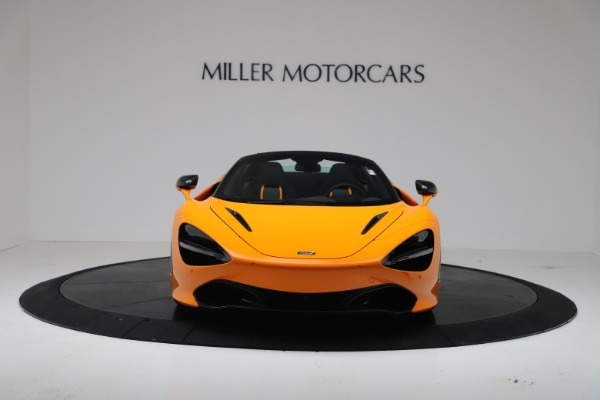 New 2020 McLaren 720S Spider Convertible for sale $374,440 at Rolls-Royce Motor Cars Greenwich in Greenwich CT 06830 12
