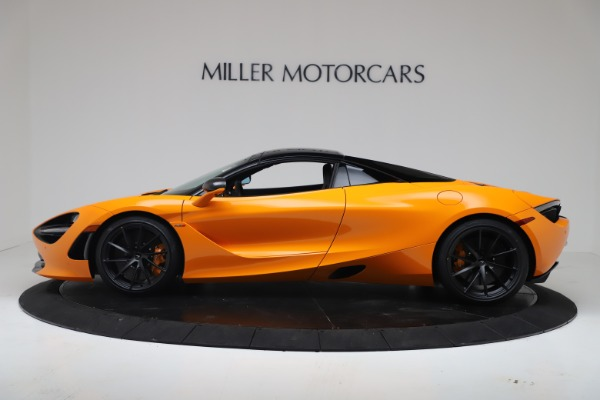 New 2020 McLaren 720S Spider Convertible for sale $374,440 at Rolls-Royce Motor Cars Greenwich in Greenwich CT 06830 15