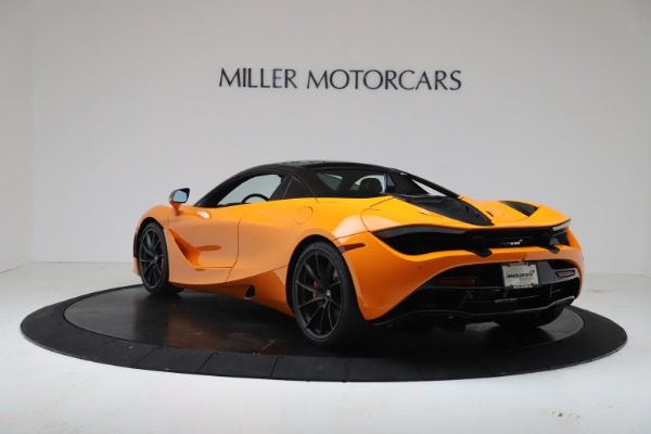 New 2020 McLaren 720S Spider Convertible for sale $374,440 at Rolls-Royce Motor Cars Greenwich in Greenwich CT 06830 16