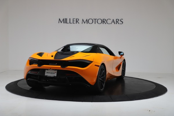 New 2020 McLaren 720S Spider Convertible for sale $374,440 at Rolls-Royce Motor Cars Greenwich in Greenwich CT 06830 17