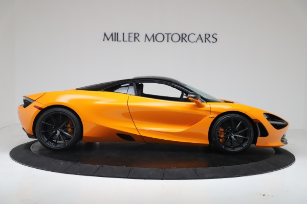 New 2020 McLaren 720S Spider Convertible for sale $374,440 at Rolls-Royce Motor Cars Greenwich in Greenwich CT 06830 18