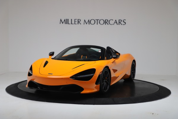 New 2020 McLaren 720S Spider Convertible for sale $374,440 at Rolls-Royce Motor Cars Greenwich in Greenwich CT 06830 2