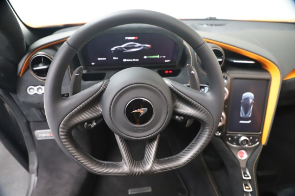 New 2020 McLaren 720S Spider Performance for sale $374,440 at Rolls-Royce Motor Cars Greenwich in Greenwich CT 06830 24