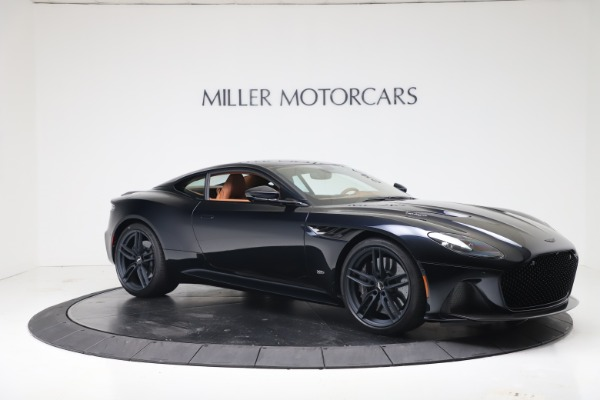 New 2020 Aston Martin DBS Superleggera Coupe for sale $371,006 at Rolls-Royce Motor Cars Greenwich in Greenwich CT 06830 10