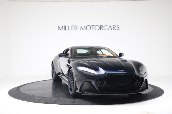 New 2020 Aston Martin DBS Superleggera Coupe for sale $371,006 at Rolls-Royce Motor Cars Greenwich in Greenwich CT 06830 11