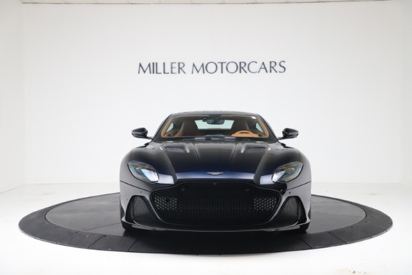 New 2020 Aston Martin DBS Superleggera Coupe for sale $371,006 at Rolls-Royce Motor Cars Greenwich in Greenwich CT 06830 12