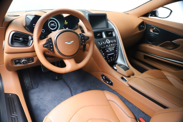 New 2020 Aston Martin DBS Superleggera Coupe for sale $371,006 at Rolls-Royce Motor Cars Greenwich in Greenwich CT 06830 15
