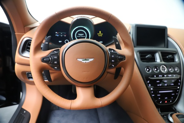 New 2020 Aston Martin DBS Superleggera Coupe for sale $371,006 at Rolls-Royce Motor Cars Greenwich in Greenwich CT 06830 16