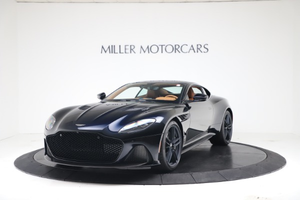 New 2020 Aston Martin DBS Superleggera Coupe for sale $371,006 at Rolls-Royce Motor Cars Greenwich in Greenwich CT 06830 2