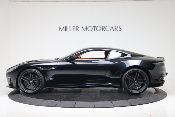 New 2020 Aston Martin DBS Superleggera Coupe for sale $371,006 at Rolls-Royce Motor Cars Greenwich in Greenwich CT 06830 3