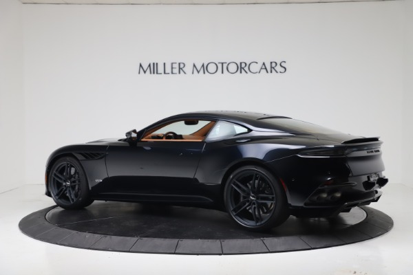 New 2020 Aston Martin DBS Superleggera Coupe for sale $371,006 at Rolls-Royce Motor Cars Greenwich in Greenwich CT 06830 4