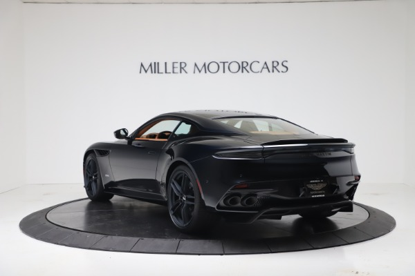 New 2020 Aston Martin DBS Superleggera Coupe for sale $371,006 at Rolls-Royce Motor Cars Greenwich in Greenwich CT 06830 5