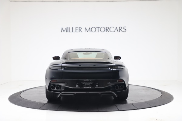 New 2020 Aston Martin DBS Superleggera Coupe for sale $371,006 at Rolls-Royce Motor Cars Greenwich in Greenwich CT 06830 6