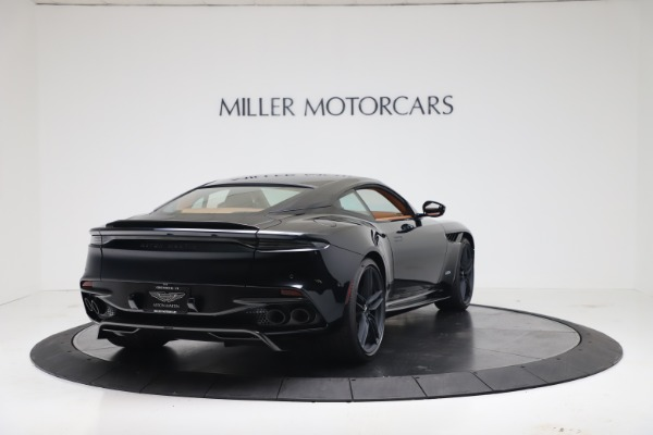 New 2020 Aston Martin DBS Superleggera Coupe for sale $371,006 at Rolls-Royce Motor Cars Greenwich in Greenwich CT 06830 7