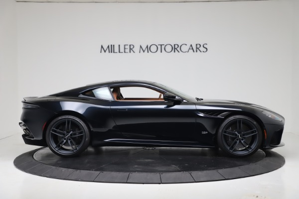 New 2020 Aston Martin DBS Superleggera Coupe for sale $371,006 at Rolls-Royce Motor Cars Greenwich in Greenwich CT 06830 9