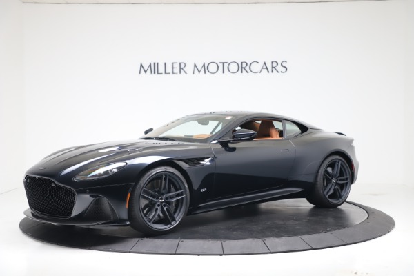 New 2020 Aston Martin DBS Superleggera Coupe for sale $371,006 at Rolls-Royce Motor Cars Greenwich in Greenwich CT 06830 1