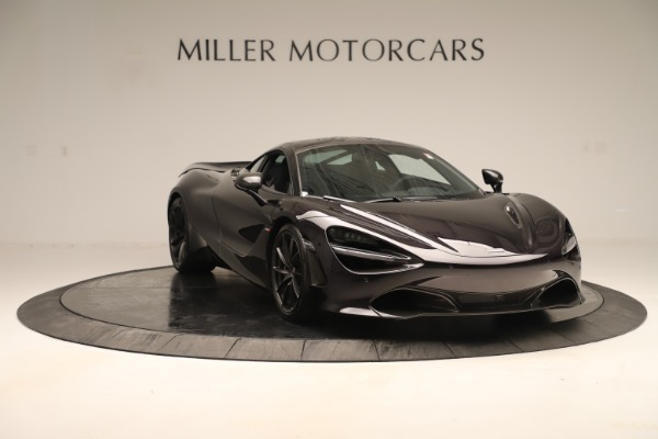 Used 2018 McLaren 720S Coupe for sale Sold at Rolls-Royce Motor Cars Greenwich in Greenwich CT 06830 10