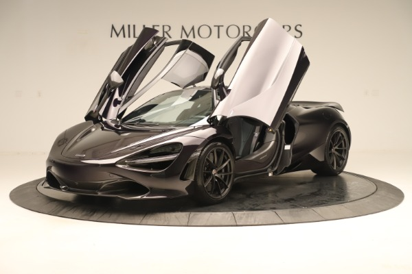 Used 2018 McLaren 720S Coupe for sale Sold at Rolls-Royce Motor Cars Greenwich in Greenwich CT 06830 13