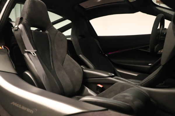 Used 2018 McLaren 720S Coupe for sale Sold at Rolls-Royce Motor Cars Greenwich in Greenwich CT 06830 21
