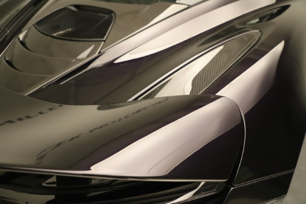 Used 2018 McLaren 720S Coupe for sale Sold at Rolls-Royce Motor Cars Greenwich in Greenwich CT 06830 26