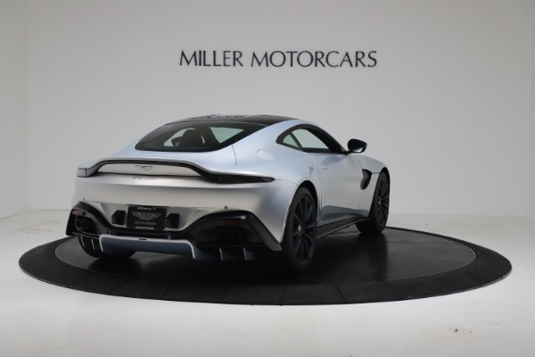 New 2020 Aston Martin Vantage Coupe for sale Sold at Rolls-Royce Motor Cars Greenwich in Greenwich CT 06830 15