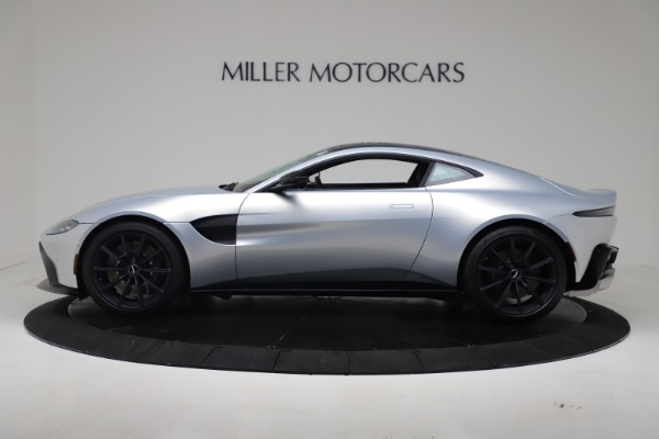 New 2020 Aston Martin Vantage Coupe for sale Sold at Rolls-Royce Motor Cars Greenwich in Greenwich CT 06830 23