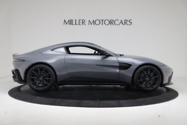 New 2020 Aston Martin Vantage Coupe for sale Sold at Rolls-Royce Motor Cars Greenwich in Greenwich CT 06830 11