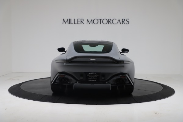 New 2020 Aston Martin Vantage Coupe for sale Sold at Rolls-Royce Motor Cars Greenwich in Greenwich CT 06830 18