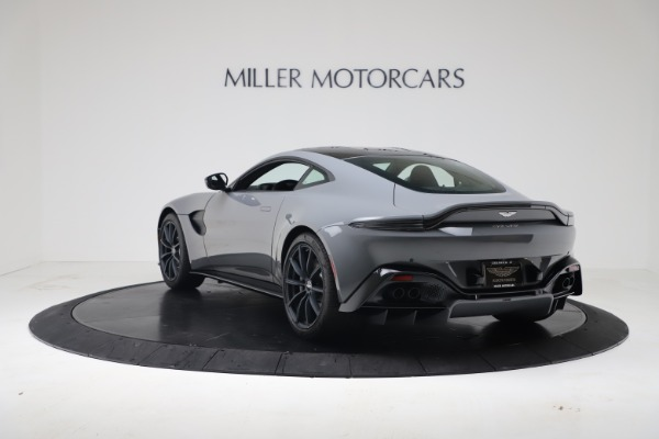 New 2020 Aston Martin Vantage Coupe for sale Sold at Rolls-Royce Motor Cars Greenwich in Greenwich CT 06830 19