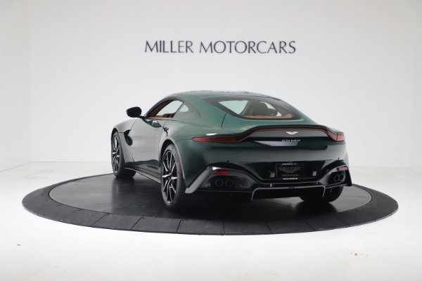 New 2020 Aston Martin Vantage Coupe for sale Sold at Rolls-Royce Motor Cars Greenwich in Greenwich CT 06830 10