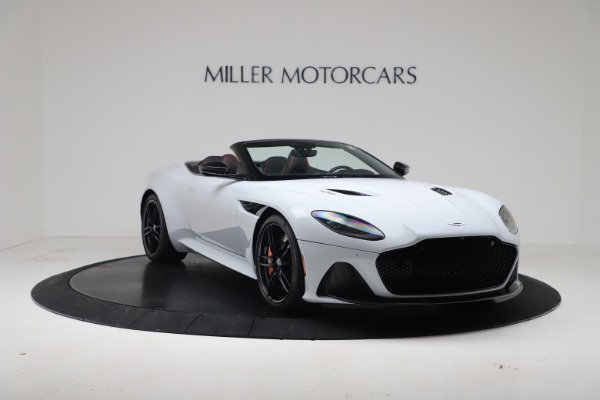 New 2020 Aston Martin DBS Superleggera Volante Convertible for sale Sold at Rolls-Royce Motor Cars Greenwich in Greenwich CT 06830 10