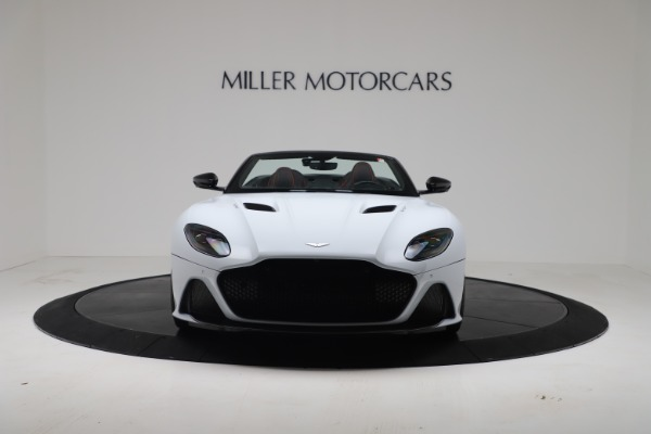 New 2020 Aston Martin DBS Superleggera Volante Convertible for sale Sold at Rolls-Royce Motor Cars Greenwich in Greenwich CT 06830 11