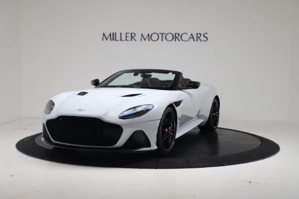 New 2020 Aston Martin DBS Superleggera Volante Convertible for sale Sold at Rolls-Royce Motor Cars Greenwich in Greenwich CT 06830 12