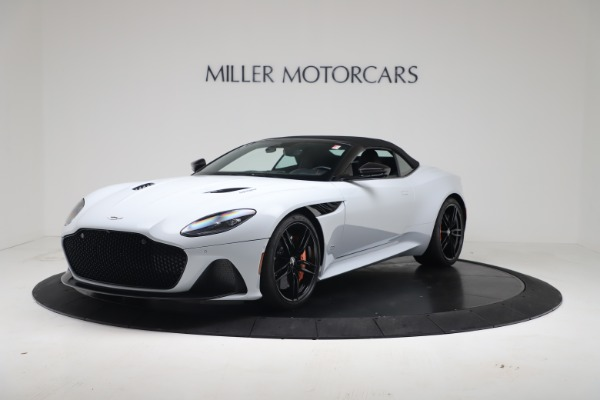 New 2020 Aston Martin DBS Superleggera Volante Convertible for sale Sold at Rolls-Royce Motor Cars Greenwich in Greenwich CT 06830 13