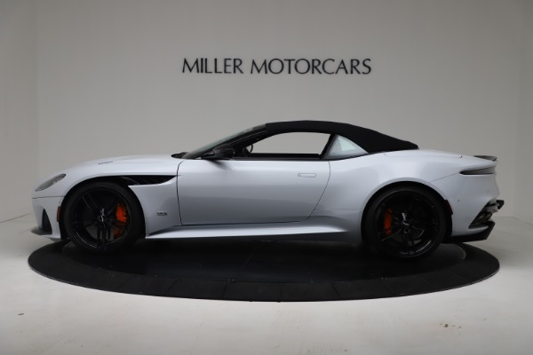 New 2020 Aston Martin DBS Superleggera Volante Convertible for sale Sold at Rolls-Royce Motor Cars Greenwich in Greenwich CT 06830 14