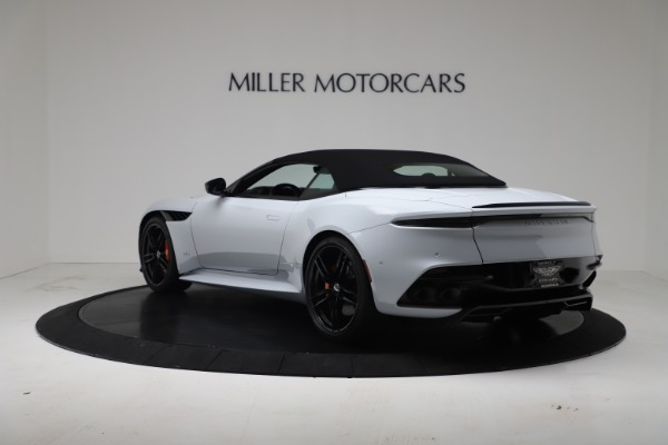 New 2020 Aston Martin DBS Superleggera Volante Convertible for sale Sold at Rolls-Royce Motor Cars Greenwich in Greenwich CT 06830 15