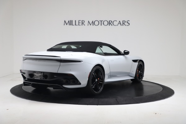 New 2020 Aston Martin DBS Superleggera Volante Convertible for sale Sold at Rolls-Royce Motor Cars Greenwich in Greenwich CT 06830 16